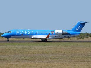 LV-GIJ - Flyest Bombardier CRJ-200ER