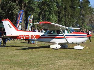 LV-OIX - Private Cessna 172 Skyhawk (all models except RG)