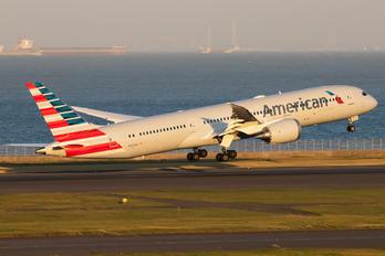 N835AN - American Airways Boeing 787-9 Dreamliner