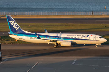 JA88AN - ANA - All Nippon Airways Boeing 737-800