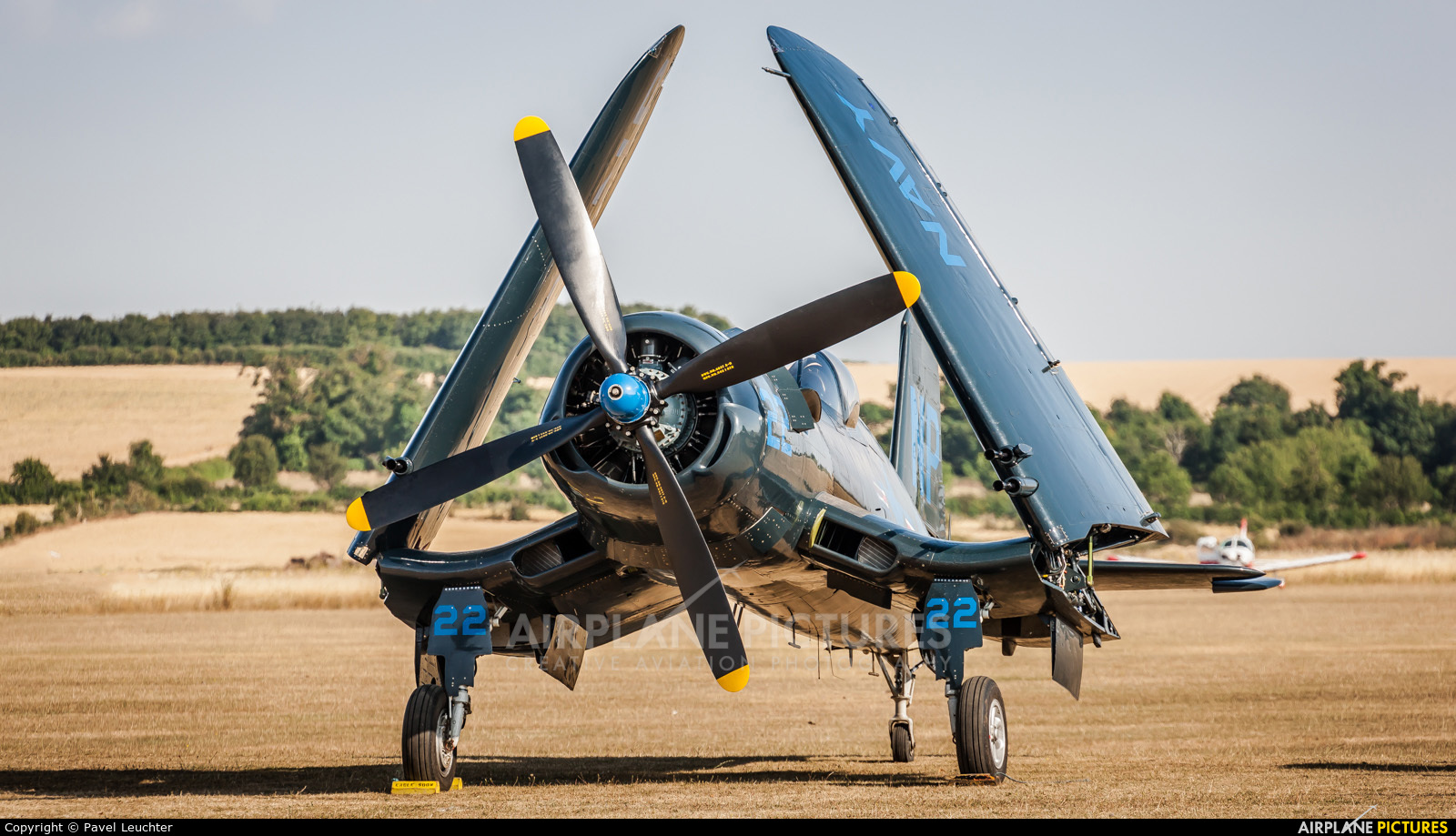 Amicale Jean Salis F-AZEG aircraft at Duxford