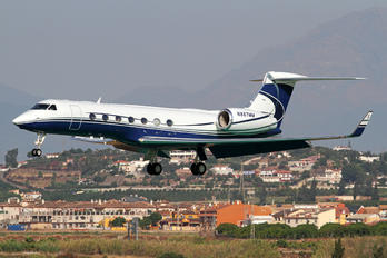 N887MM - Private Gulfstream Aerospace G-V, G-V-SP, G500, G550