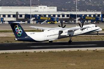 SX-OBA - Olympic Airlines de Havilland Canada DHC-8-402Q Dash 8