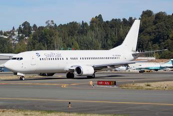 N313XA - Swiftair Boeing 737-400