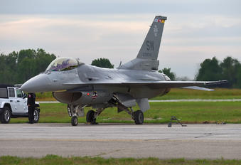 93-0540 - USA - Air Force General Dynamics F-16C Fighting Falcon