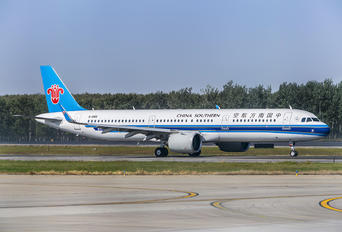 B-1089 - China Southern Airlines Airbus A321 NEO