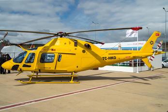 TC-HKO - Private Agusta Westland AW119 Koala