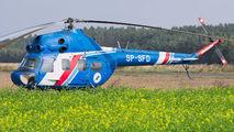 SP-SFD - Heliseco Mil Mi-2 aircraft