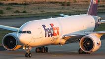 N851FD - FedEx Federal Express Boeing 777F aircraft