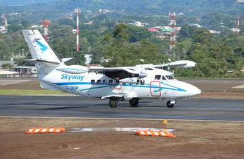 TI-BGP - Skyway Costa Rica LET L-410UVP-E20 Turbolet