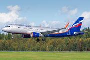 VP-BIF - Aeroflot Airbus A320 aircraft