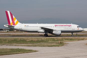 D-AIQL - Germanwings Airbus A320