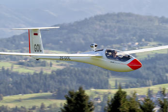 ZS-GOL - Private Jonker Sailplanes JS1 21M