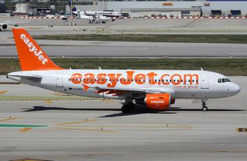 G-EZEA - easyJet Airbus A319