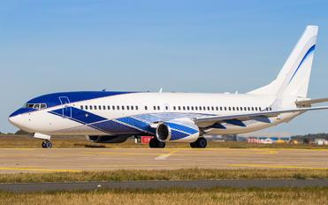 N737M - Private Boeing 737-800 BBJ