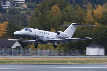VP-BIB - Private Cessna 525C Citation CJ4