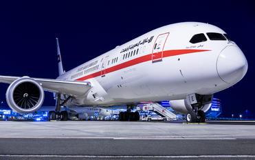 A6-PFE - Abu Dhabi Amiri Flight Boeing 787-9 Dreamliner