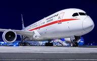 A6-PFE - Abu Dhabi Amiri Flight Boeing 787-9 Dreamliner aircraft