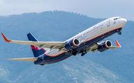 VP-BCF - Aeroflot Boeing 737-800 aircraft