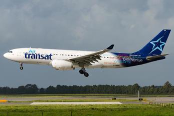 C-GUBC - Air Transat Airbus A330-200