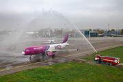HA-LWA - Wizz Air Airbus A320 aircraft