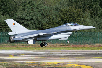 FA-69 - Belgium - Air Force General Dynamics F-16AM Fighting Falcon