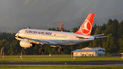 TC-JLS - Turkish Airlines Airbus A319