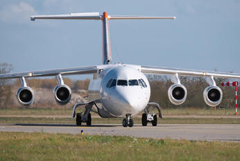 G-JOTE - Jota Aviation British Aerospace BAe 146-300/Avro RJ100