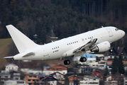 M-HHHH - Kutus Limited Airbus A318 CJ aircraft