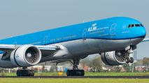 PH-BVR - KLM Boeing 777-300ER aircraft
