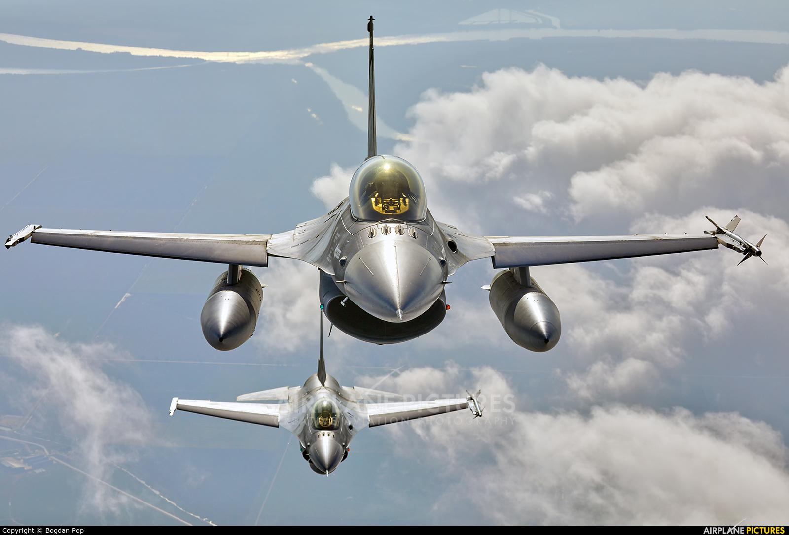 Romania - Air Force 1611 aircraft at In Flight - Romania
