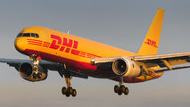 G-DHKC - DHL Cargo Boeing 757-200F aircraft