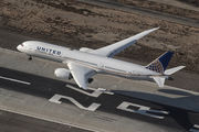 N26952 - United Airlines Boeing 787-9 Dreamliner aircraft