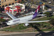 N386HA - Hawaiian Airlines Airbus A330-200 aircraft