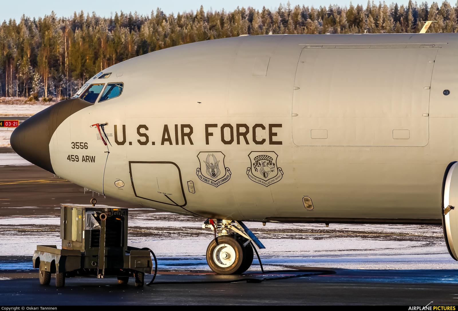 USA - Air Force AFRC 62-3556 aircraft at Rovaniemi
