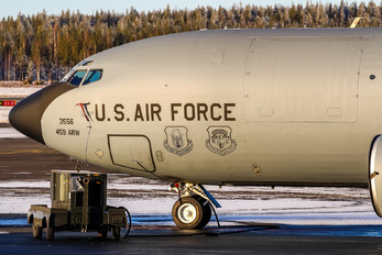 62-3556 - USA - Air Force AFRC Boeing KC-135R Stratotanker