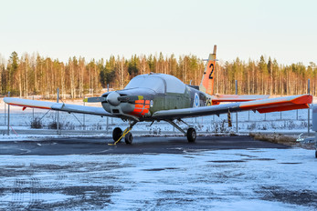 VN-25 - Finland - Air Force Valmet  L-70 Vinka