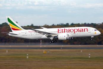 ET-ASH - Ethiopian Airlines Boeing 787-8 Dreamliner