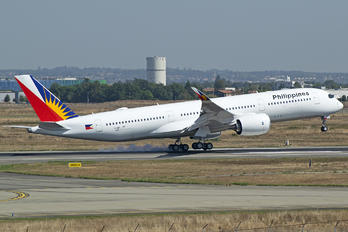 F-WZFP - Philippines Airlines Airbus A350-900