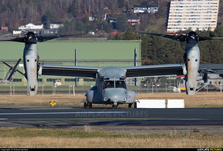 USA - Marine Corps 168663 aircraft at Trondheim - Vaernes