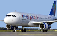 SP-HAB - Small Planet Airlines Airbus A320 aircraft