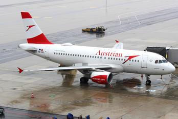 OE-LDD - Austrian Airlines/Arrows/Tyrolean Airbus A319