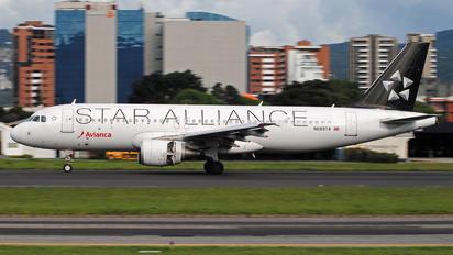 N689TA - Avianca Airbus A320