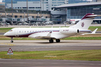 M-YVVF - Private Bombardier BD-700 Global Express
