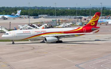 B-8016 - Hainan Airlines Airbus A330-300