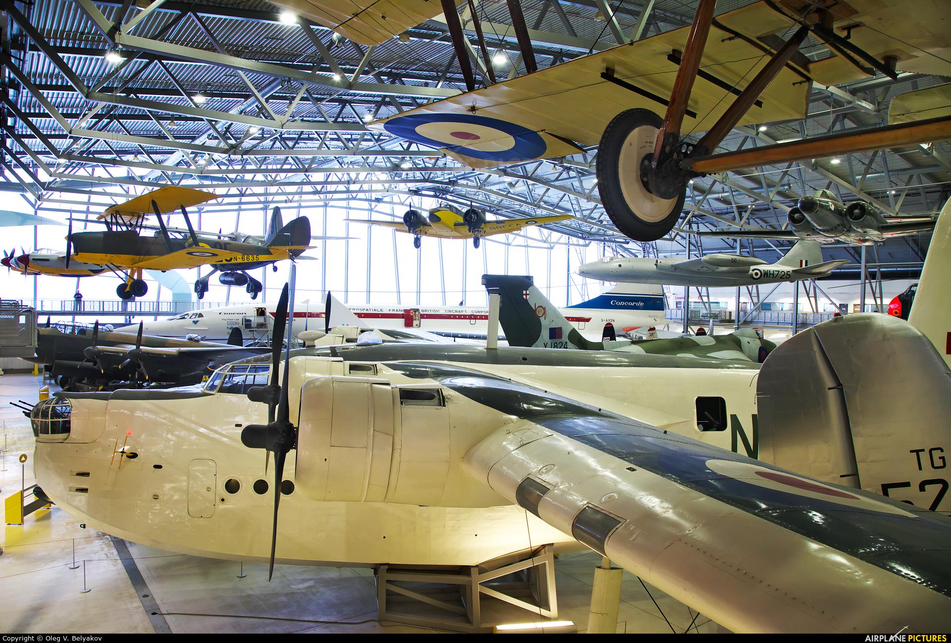 Royal Air Force ML796 aircraft at Duxford