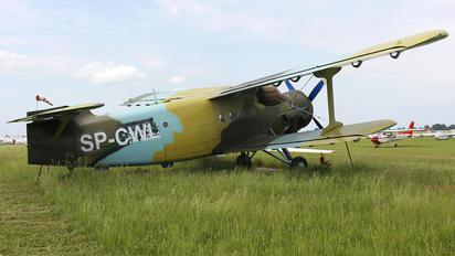SP-CWL - Aeroklub Leszczyński Antonov An-2