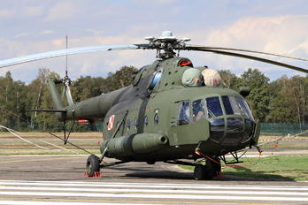 6107 - Poland - Air Force Mil Mi-8MT