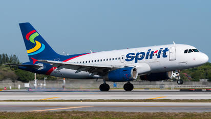 N519NK - Spirit Airlines Airbus A319