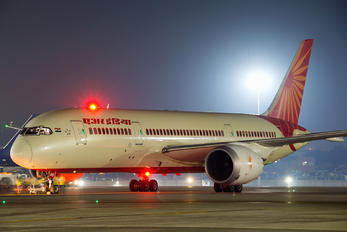 VT-ANE - Air India Boeing 787-8 Dreamliner